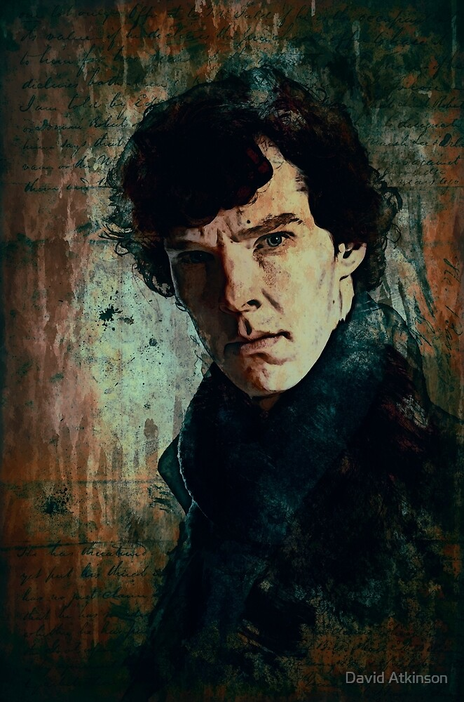 Sherlock by David Atkinson