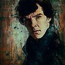 Sherlock by David Atkinson