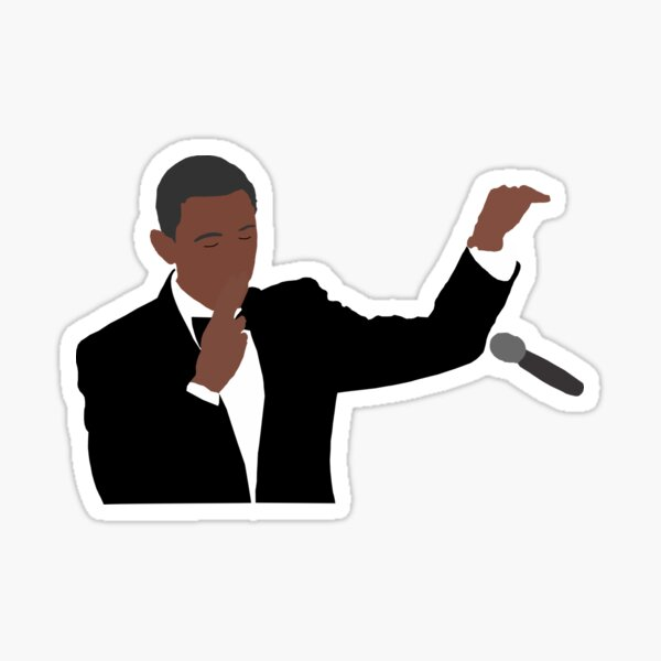 """Obama Out"" Sticker"