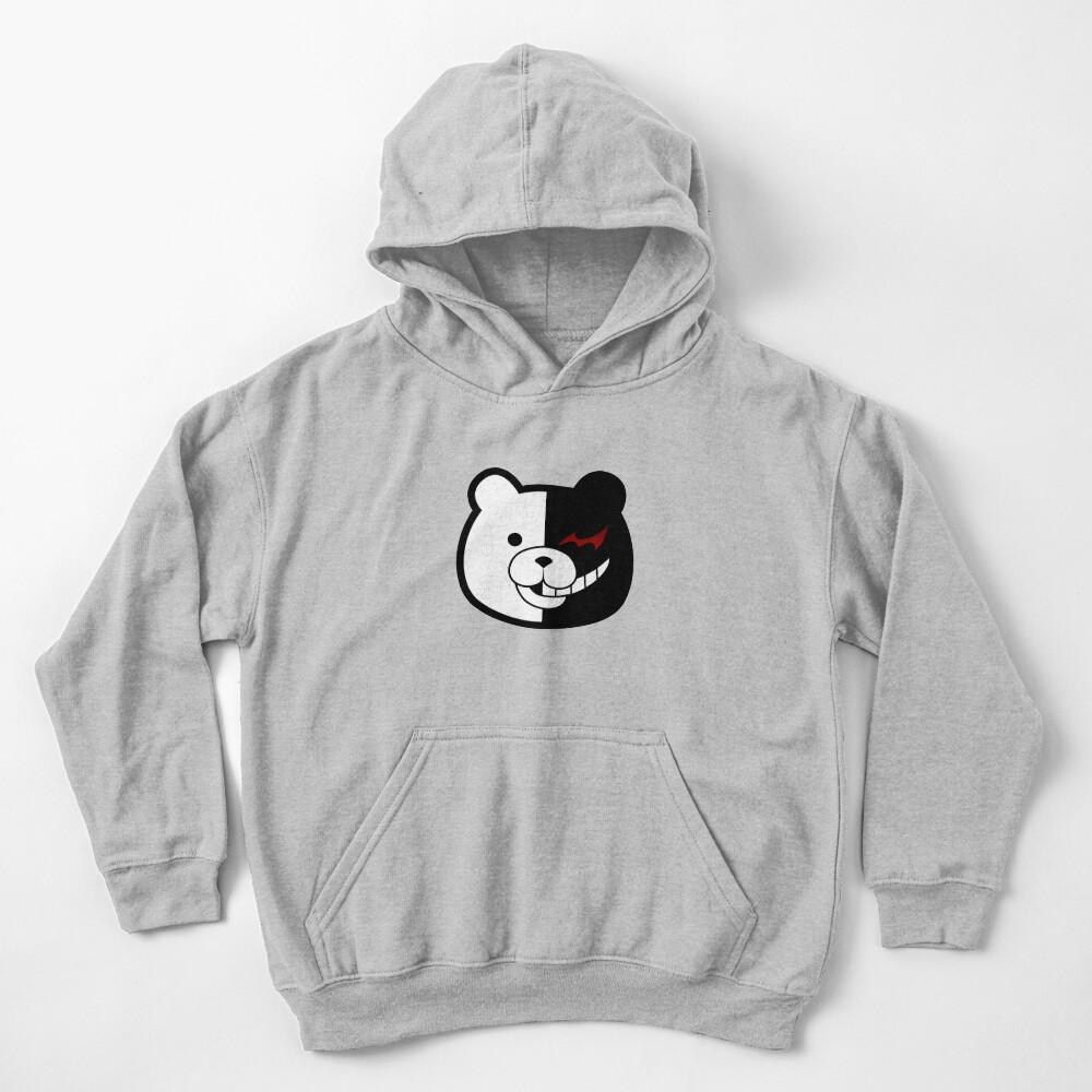 Monokuma!! Kids Pullover Hoodie