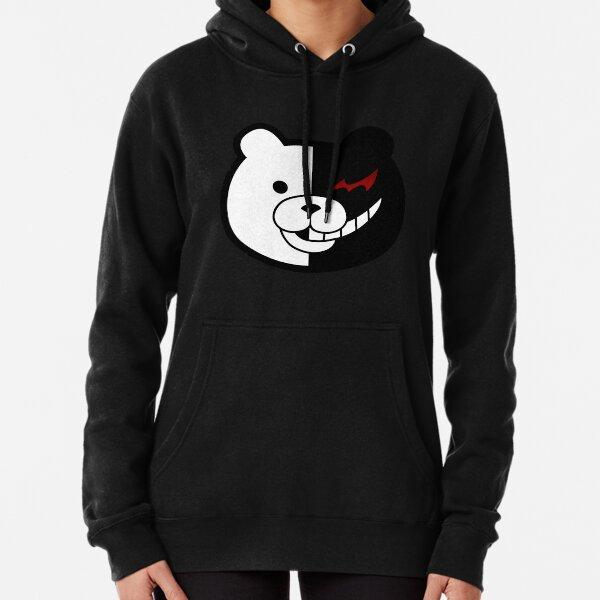 Monokuma!! Pullover Hoodie