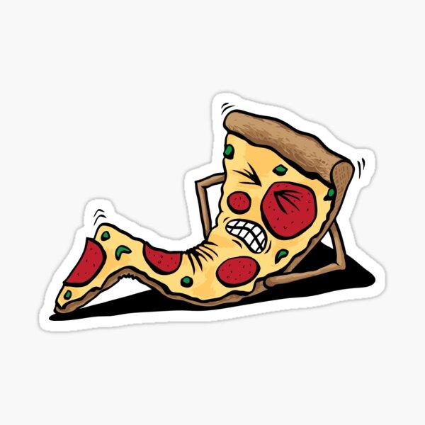 Pizz-uhhh Situps Sticker