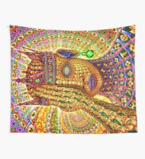 Overclocked Cortex Wall Tapestry