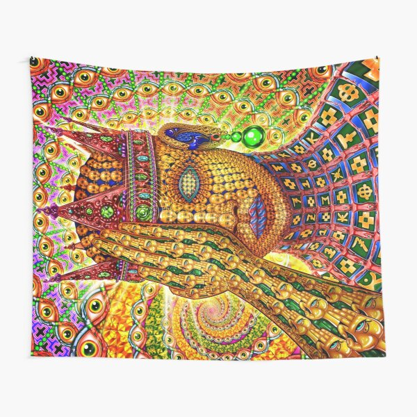 Overclocked Cortex Tapestry