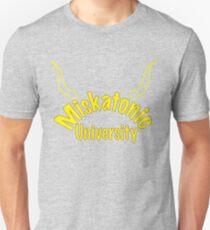 Miskatonic University Zip-up Hoodie Unisex T-Shirt