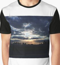The Light Beyond the Clouds Graphic T-Shirt