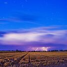 Thunder Storm at Wolls by Murray Wills