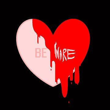 BeWare Bloody Valentine (V1) by RoseCraft