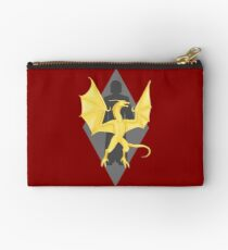 Akatosh Reborn as Martin Septim Studio Pouch