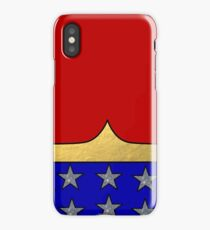 Wonder Hero iPhone Case/Skin