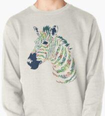 Collagen Zebra Pullover
