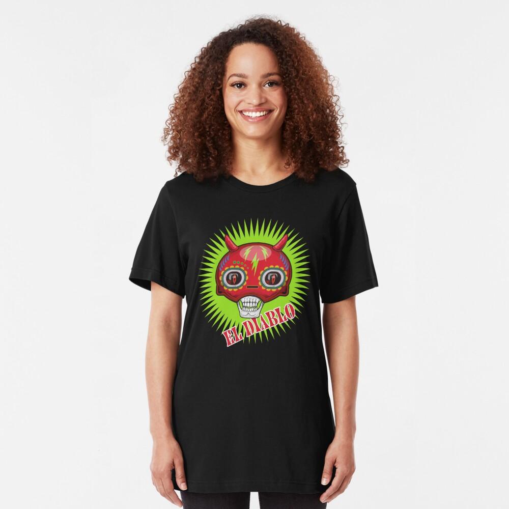 El Diablo Slim Fit T-Shirt
