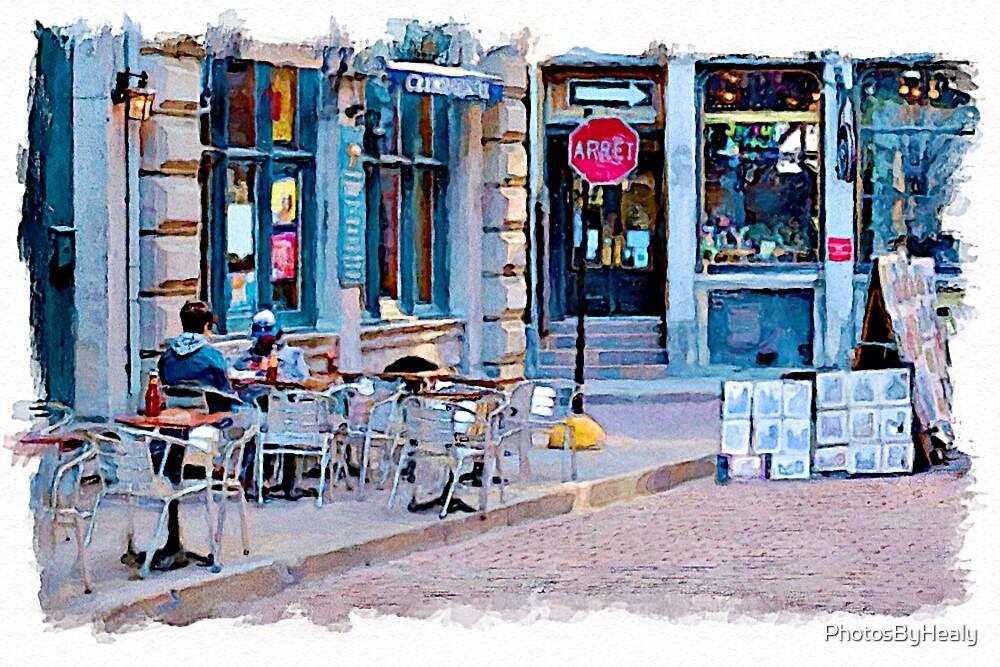 Sidewalk Cafe by PhotosByHealy