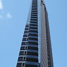 Icon Apartment Building, New York City by lenspiro