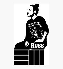 Russ Chilling Photographic Print