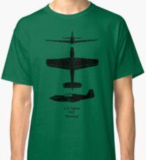 """P-51 """"Mustang"""" Classic T-Shirt"""
