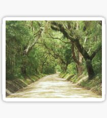 Edisto Lane Sticker