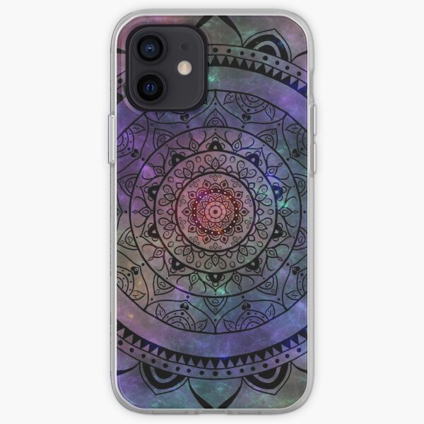 Mandala iPhone Soft Case