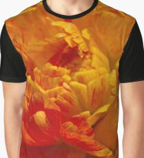 Touch of orange  Graphic T-Shirt