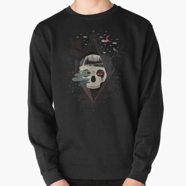 Happy Riddle Pullover Sweatshirt