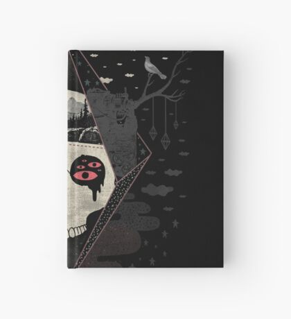 Happy Riddle Hardcover Journal