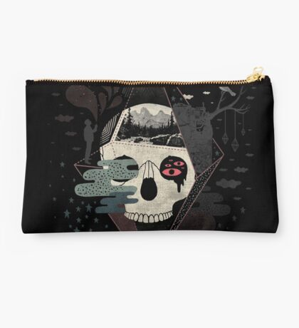 Happy Riddle Studio Pouch