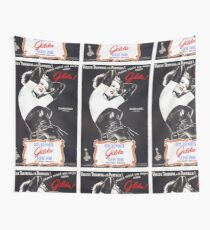 Argentinian poster of Gilda Wall Tapestry