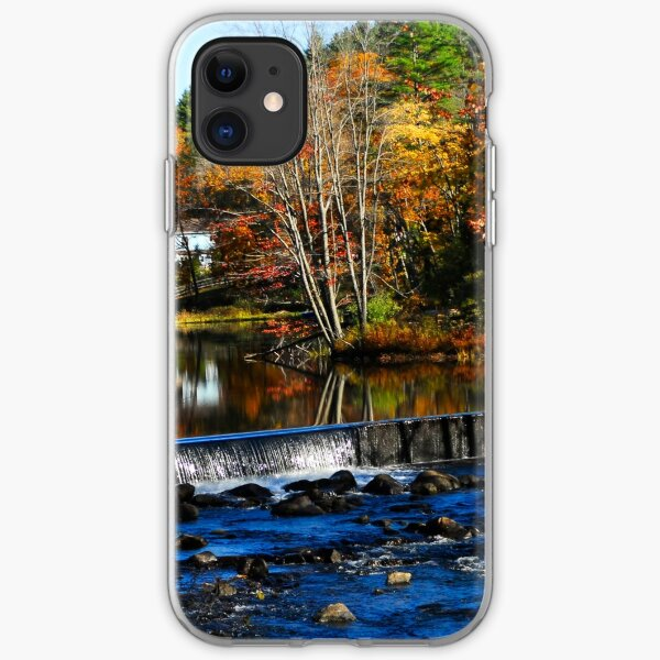 Taking The Scenic Route iPhone Soft Case