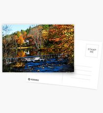 Taking The Scenic Route Postcards