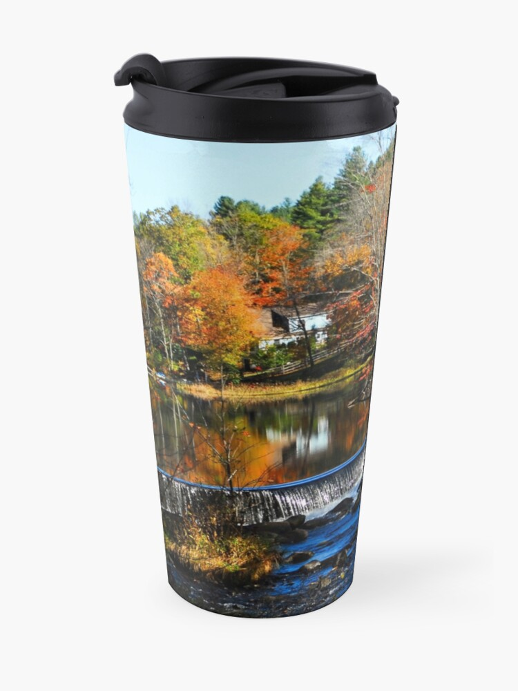 Alternate view of Taking The Scenic Route Travel Mug