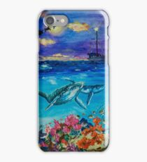 FIN-TASTIC Holidays iPhone Case/Skin