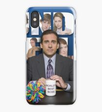 The office Michael Scott iPhone Case/Skin