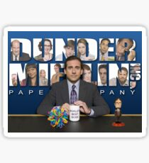 The office Michael Scott Sticker