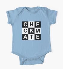 Checkmate Chessboard One Piece - Short Sleeve