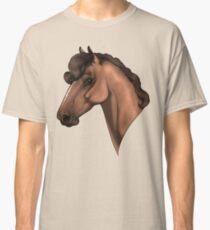 Horse Headshot Classic T-Shirt