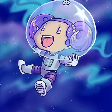 Chibi In Spaaace by SweetIngenuity