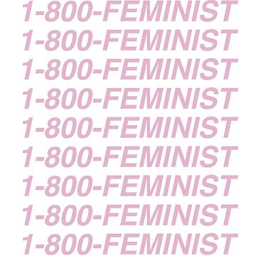 1-800-Feminist by mcompton