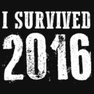 I Survived 2016 by PearShaped