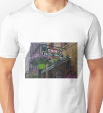 economy shoe shop in canada Unisex T-Shirt