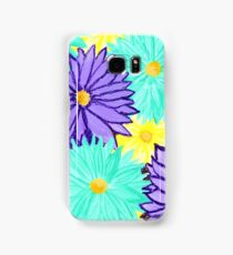 Pansies  Samsung Galaxy Case/Skin