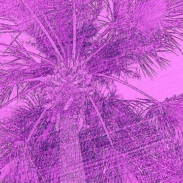 Purple Daze by JulieRobin