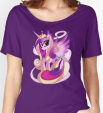 Princess Cadence Women's Relaxed Fit T-Shirt