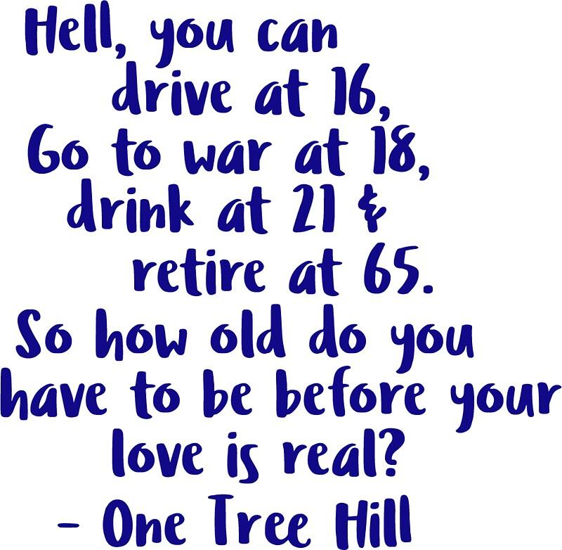 """""""One Tree Hill Qu..."""