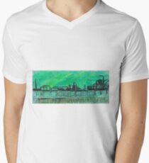 Green city landscape T-Shirt