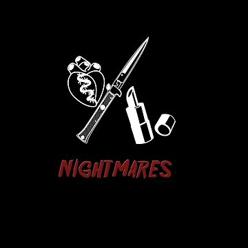 Nightmares... by therealcrybaby