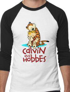 Calvin Hobbes Men's Baseball ¾ T-Shirt