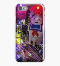 Ghostbusters Marshmellow Man Gift iPhone Case/Skin