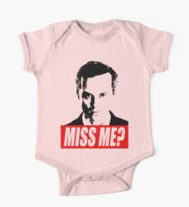 Miss Me? - Jim Moriarty - Sherlock Kids Clothes