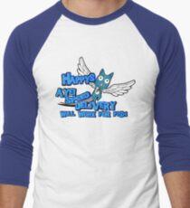 Happy Fairy Tale Men's Baseball ¾ T-Shirt