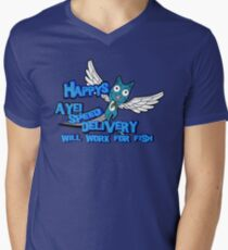 Happy Fairy Tale Men's V-Neck T-Shirt